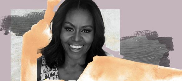 Michelle Obama Low-Level depression